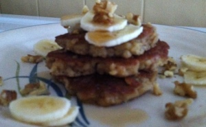 Banana pancake 5