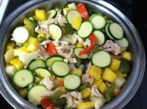 Chicken Veggie Saute pic 3