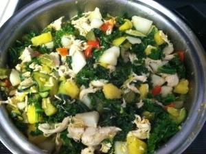 Chicken Veggie Saute pic 4