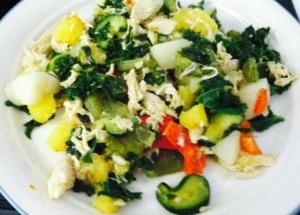 Chicken Veggie Saute pic 5