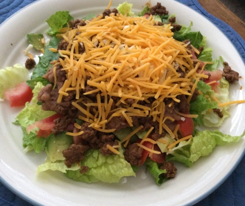 Taco Salad—Taste and See